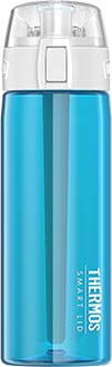 Teal Thermos Hydration Bottle