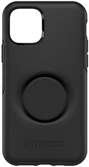 Black Otter + Pop Symmetry iPhone 11 Pro Case Back