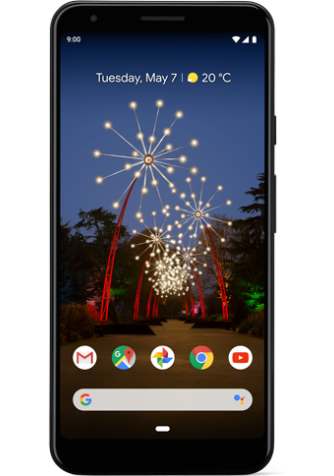 google-pixel-3a-XL-just-black