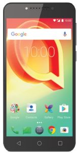 alcatel-a50-black