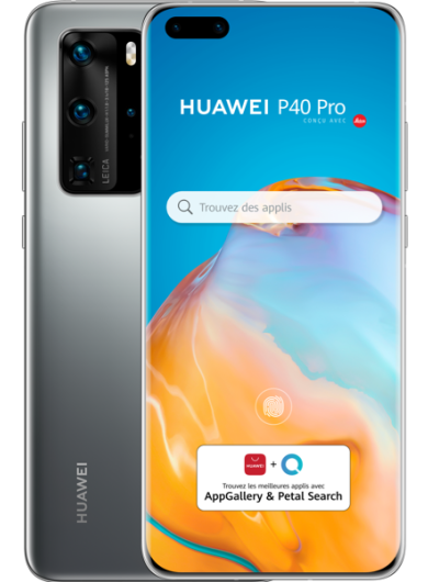 Huawei P40 Pro Catalog French