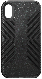 competitive price fb2dc 04cb2 Speck Presidio Grip Glitter Case (iPhone XR)