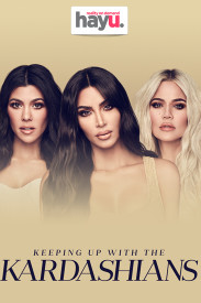 Keeping Up with the Kardashians on hayu.