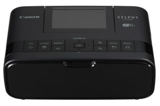 Canon Selphy CP1300 Printer Front View