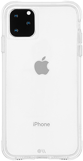 Case-Mate Tough Clear iPhone 11 Pro Case Back