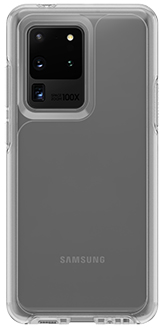 Clear OtterBox Galaxy S20 Ultra 5G Symmetry Case Back