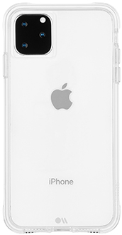 Case-Mate Tough Clear iPhone 11 Pro Max Case Back