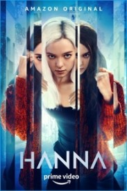 Hanna show poster Amazon Prime Video