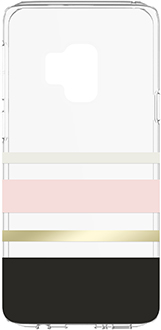 Charlotte Stripe kate spade Galaxy S9 Hardshell Case Front
