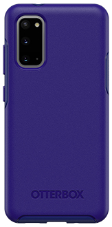 Sapphire Secret OtterBox Galaxy S20 5G Symmetry Case Back