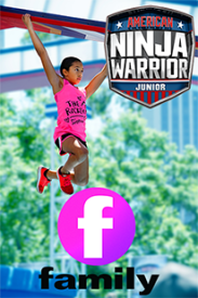 Ninja Warrior Junior