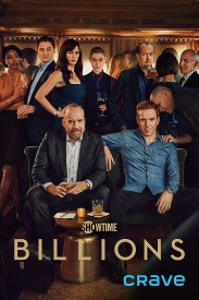 Billions S4 Posters for Crave + Movies + HBO Canada