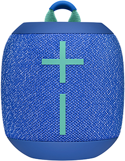 Bermuda Blue Ultimate Ears Wonderboom 2 Bluetooth Speaker Front