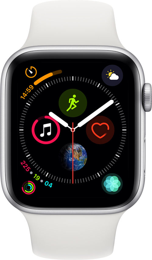 Apple Watch Series 4 - Aluminium - TELUS Affaires b1d9c91f5d88