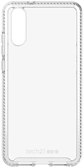 Clear tech21 Evo Check Huawei P20 Case Back