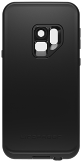 Night Lite LifeProof FRĒ Galaxy S9 Case Back View