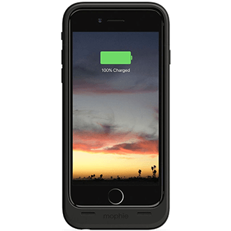 Black Mophie Juice Pack Air - Apple iPhone 6/6S 2