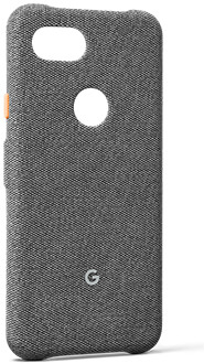 Angled Fog Google Fabric Pixel 3a Case Back