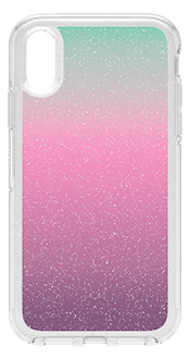 Gradient Energy OtterBox iPhone XR Symmetry Case Back