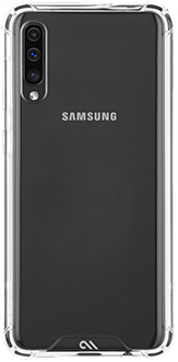 Case-Mate Tough Clear Galaxy A50 Case Back