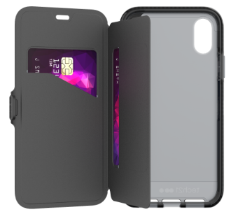 Tech21 Evo Wallet - iPhone X Case