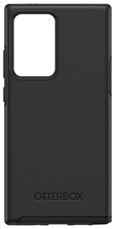 Black OtterBox Note 20 Ultra 5G Symmetry Case from the back