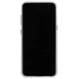 Clear Case-Mate Naked Tough - Samsung Galaxy S8 Plus Case Front View