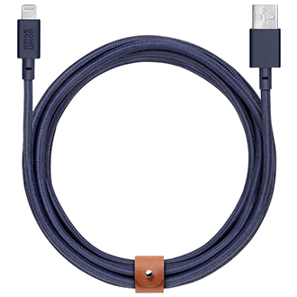Marine Native Union BELT Cable KV Lightning (3M) - Front View