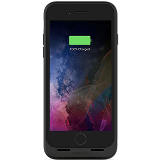 Black Mophie Juice Pack Air (Apple iPhone 7) 2