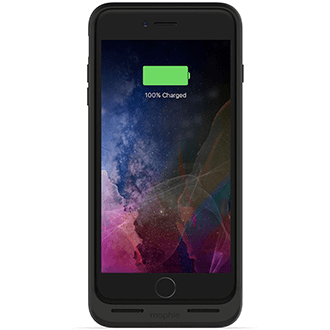Black Mophie Juice Pack Air - Apple iPhone 7 Plus 2