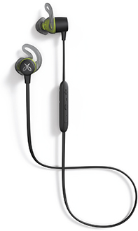Black Metallic/Flash Jaybird Tarah Wireless Headphones