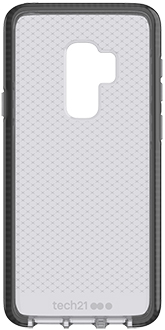 Black tech21 Evo Check Galaxy S9+ Case Back