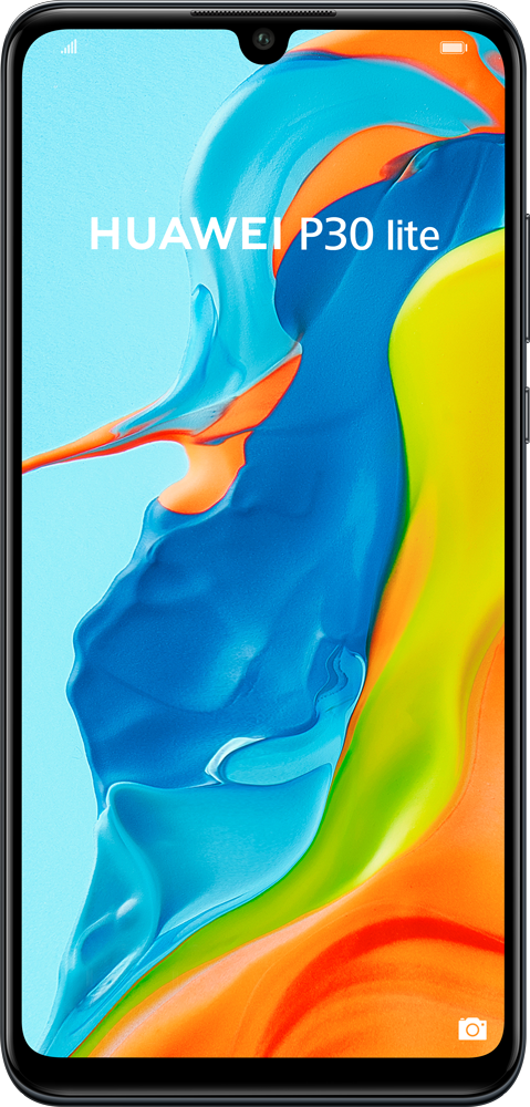 Huawei P30 LITE - 128 GB - Midnight Black