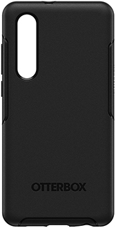 Black OtterBox Huawei P30 Symmetry Case Back