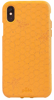 Honey Bee Pela iPhone Xs Max Case Back