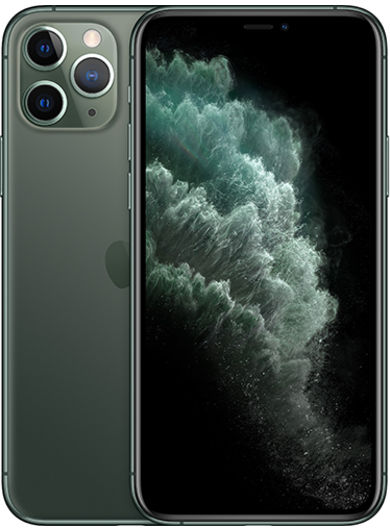 iPhone 11 Pro - Midnight Green