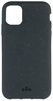 Black Pela iPhone 11 Pro Case Back