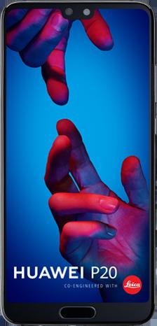 Huawei-P20-Black