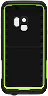 Night Lite LifeProof FRĒ Galaxy S9 Case Front View
