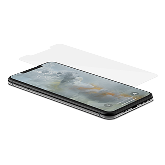Clear Moshi Airfoil Glass - iPhone Xs Max Screen Protector