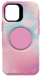 Day Dream Otter + Pop Symmetry iPhone 12 Mini Case Back