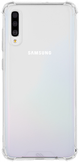 Case-Mate Tough Clear Galaxy A70 Case Back