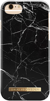 Black Marble iDeal of Sweden iPhone 6/6s/7/8 Fashion Case Back