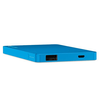 Blue Mophie Powerstation Mini (3,000mAh) 3