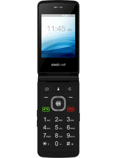 Coolpad Snap - Black