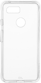 Case-Mate Tough Clear Pixel 3 XL Case Back
