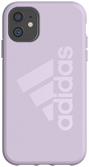 Purple Tint Adidas Terra iPhone 11 Case Back
