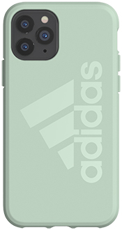 Green Tint Adidas Terra iPhone 11 Pro Case Back