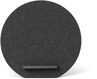 Slate Native Union DOCK Wireless Charger Front