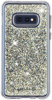 Stardust Case-Mate Twinkle Galaxy S10e Case Back